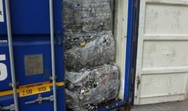 Nielegalne odpady wracają do Wielkiej Brytanii