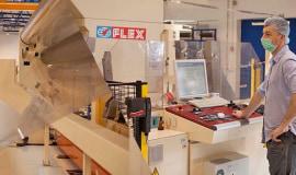 "New FlexFilms e-commerce Website ""FLEX-BuzzR"""