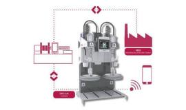 Elmet auf der Fakuma 2018: Top-LSR-Dosiersystem mit OPC-UA Anbindung verfügbar