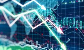 Giełdowy Indeks Produkcji spadł o ponad 9%
