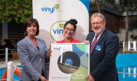 VinylPlus Product Label: the sustainability mark for PVC products