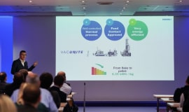 Erema presents the new global innovation Vacunite at PETnology