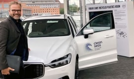 Rondo Plast AB liefert  Kunststoffcompounds an die Volvo Cars
