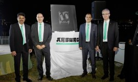 Arburg anniversary: ten years of presence at the Gulf