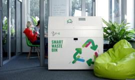 Bin-e nominowany do nagrody Plastics Recycling Awards Europe