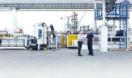Reifenhäuser-Gruppe übernimmt Plamex Maschinenbau