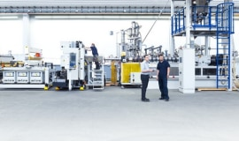 Reifenhäuser Group приобрела Plamex Maschinenbau