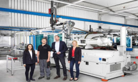 KraussMaffei offers APC plus, now also for thermosets