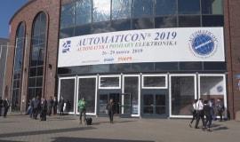 Roboty na targach Automaticon 2019
