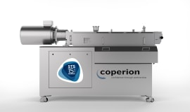 Coperion at Chinaplas 2019