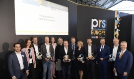 Seven winners announced at PRS Europe 2019