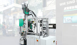 Arburg at Plastpol 2019: Digitalised and automated injection moulding technology