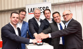 Lanxess completes plant expansion