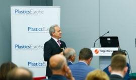 PlasticsEurope Polska panel debate at Plastpol 2019