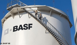 BASF light stabilizers protect oil spill barriers from degradation by sunlight