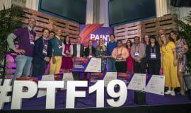 """""""Paint the Future"""" otwiera drogę start-upom do współpracy z AkzoNobel"""