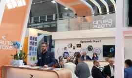 Plastyfikatory na targach Plastpol 2019