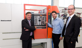 New hot runner technical center from Wittmann Battenfeld