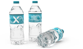 Sidel представляет самую легкую бутылку в мире