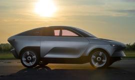 Asahi Kasei präsentieren ein fahrtüchtiges Elektro-Konzeptfahrzeu