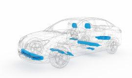 Ekosurowce w branży automotive