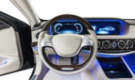 Haptisch bahnbrechende Automobil-Formteile zur K 2019