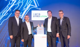 Ineos Styrolution receives Global Supplier Award 2019 from Bosch