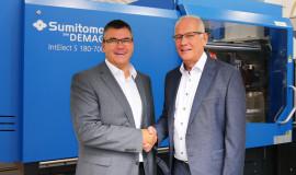 Sumitomo (SHI) Demag hires new Group CSO