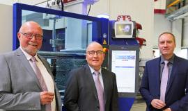 New management for Wittmann Battenfeld Deutschland