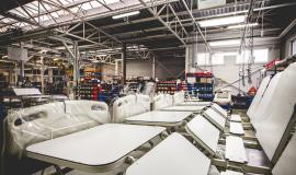 Famed ogranicza ilość odpadów wytwarzanych  w procesie produkcji