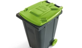 Engel producing miniature waste containers made of recycled material
