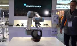 UR16e expands collaborative robot solutions