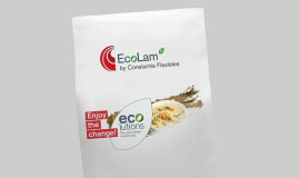 "First technology for PE Film ""EcoLam High Plus"" tested by RecyClass"