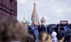 Messe Düsseldorf Moscow celebrates anniversary