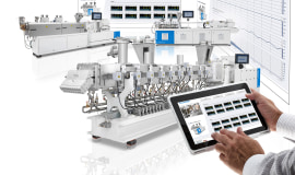 Flexibler Laborextruder compoundiert live auf der K 2019