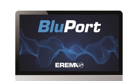 Erema launches new digital assistance systems and the BluPort customer platform