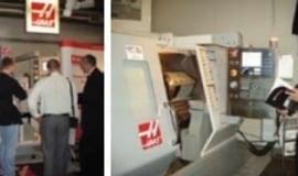 Firma Abplanalp oferuje 10-procentową promocję na maszyny Haas