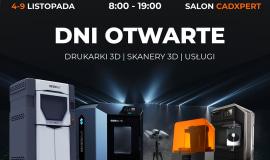 Dni Otwarte w Salonie Druku 3D