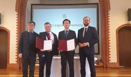 Łukasiewicz nawiąże współpracę z koreańskim koncernem