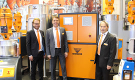 Koch-Technik at the K 2019: Exceeded all expectations