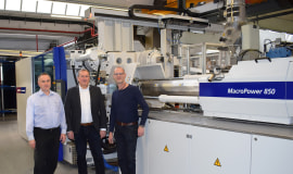 Wittmann Battenfeld sells 40,000th machine