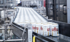 Indonesian brewery chose the complete Sidel can line