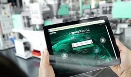 Arburg auf der Chinaplas 2020: Digitalisierung, Circular Economy, Effizienz