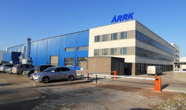 Rozbudowa narzędziowni ARRK Shapers' Polska w Bydgoszczy