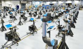 """Będziemy inwestować w robotyzację - wynika z badania """"Barometr Robotyzacji MŚP''"""
