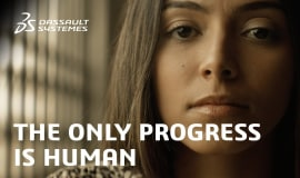 "Dassault Systèmes ogłasza start inicjatywy ""The Only Progress is Human"""