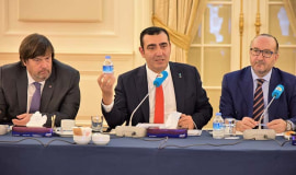 Yavuz Eroglu elected President of Turkish Plastics Industry Council