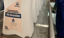 Boryszew uruchomił produkcję preparatu do dezynfekcji
