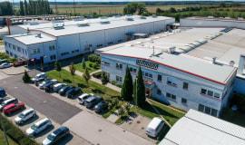 Rozbudowa zakładu Wittman Węgry
