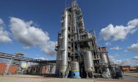 Puławska spółka Azotów opracowała własny środek dezynfekujący